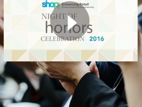 Shop! Night of Honors Inductee Videos